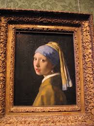 painting girl with a pearl earring girl with a pearl earring 2003 ktismatics