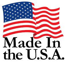 American Flag In Text Made Right Here Made In Usa Trailblazer Made Right Here Blog