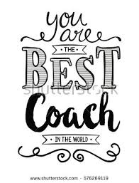 the best you best coach world typography image vectorielle 576269119