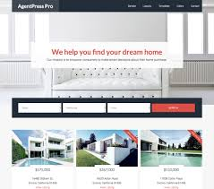 agentpress pro real estate theme by studiopress