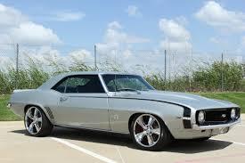 1969 camaro restomod for sale 1969 chevrolet camaro ss restomod car