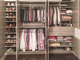 custom wardrobe transitional closet new york by smart
