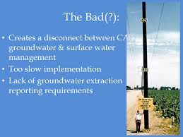 panel the groundwater surface water nexus u0026 the state water