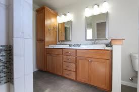 shaker style bathroom cabinets affordable custom cabinets showroom