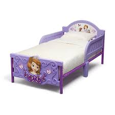 Babies R Us Toddler Bed Amazon Com Disney Sofia The First 3d Toddler Bed Childrens