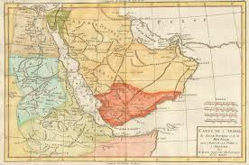 Map Of Ethiopia File 1780 Bonne Map Of Arabia Egypt Ethiopia Geographicus