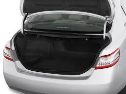 toyota camry trunk image 2010 toyota camry hybrid 4 door sedan natl trunk size