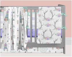 tribal princess crib bedding collection u2013 modified tot