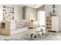 chambre bébé avec lit évolutif lit bébé fille 2 évolutif bc30 avec étagère déco glicerio