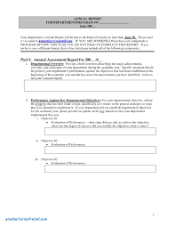 annual review report template annual review report template cool annual review report template