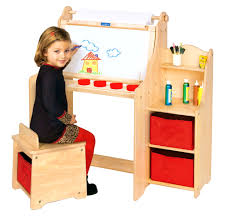 furniture cute artistic kids activity desk wstoolstorage