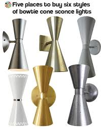 six places to buy beautiful cone bowtie lights from 79