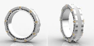 stargate wedding ring stargate wedding ring the sue