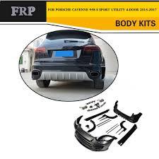 Porsche Cayenne 958 Body Kit - online get cheap porsche cayenne kits aliexpress com alibaba group