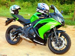 the green hornet my pre worshipped kawasaki ninja 650r team bhp
