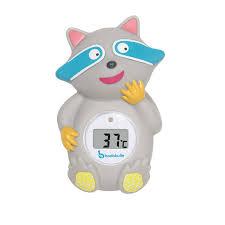 thermomètre mural chambre bébé thermomètre de bain bain toilette dans assistant de naissance