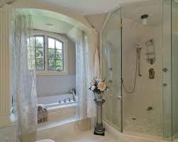 Shower Curtain Vs Shower Door Curtains Ideas Bathroom Door Curtain Inspiring Pictures Of