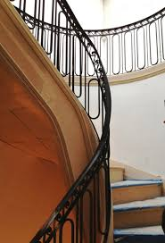 Wrought Iron And Wood Banisters Traditional Railings Custom Ironwork Located In Connecticut