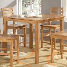 square dining table counter height video and photos