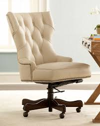 White Leather Office Chair Furniture White Leather Office Chairs Costco With Chrome Base For