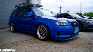 subaru forester lowered toronto subaru club spring fling part 1 overdraft auto