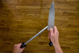 comment aiguiser un couteau de cuisine affiler un couteau c est la base