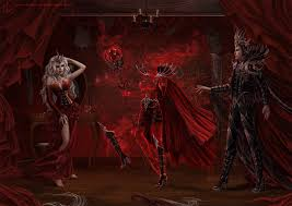 zagato magic knight rayearth darkness and light by irulana on deviantart