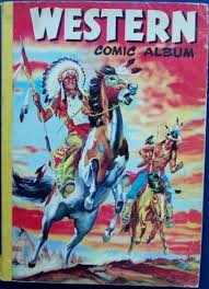 western photo album the comic book price guide for great britain western comic album