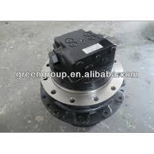 daewoo solar 75 v excavator drive 401 00335 dh80 7 hydraulic