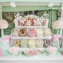 wedding candy table a classic wedding with a vintage twist in tees valley with the