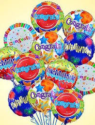 baltimore balloon delivery congrats balloon bunch flowers fancies baltimore md