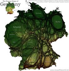 Show Me A Map Of Germany by Changing Demographies Of Germany Views Of The World