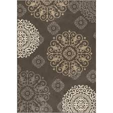 Solid Color Rug Taupe Area Rug Roselawnlutheran