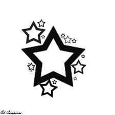 star tattoo design by oh campione on deviantart