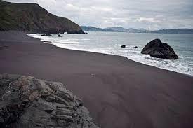black sands beach hike 10 miles 1800 ft marin headlands bay
