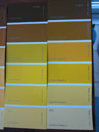 shades of yellow paint dulux clanagnew decoration