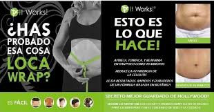 that wrap thing has probado esta cosa loca wrap it works is changing lives
