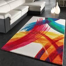 Tapis Salon Multicolore by Grands Tapis Salon Pas Cher Tapis Colores Et Modernes