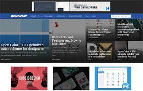 blog design ideas the future of magazine style blog layouts trends design ideas