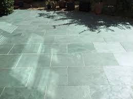 Patio Stone Pictures by Restoring The Appearance Of A Slate Patio Stone Cleaning And