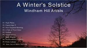 merry a winters solstice windham hill artists