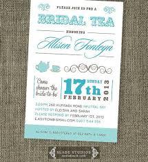 kitchen tea invites ideas the 25 best bridal tea invitations ideas on bridal
