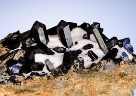 benitoite saphira minerals