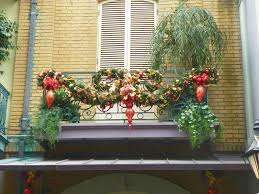 Elegant Christmas Decorating Ideas Pinterest by An Apartment Balcony That U0027s Both Elegant And Classy Christmas