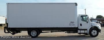 kw box truck 2007 freightliner business class m2 box truck item db4573