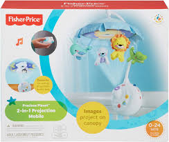 How To Keep Cats Out Of Baby Crib by Amazon Com Fisher Price Precious Planet 2 In 1 Projection Mobile