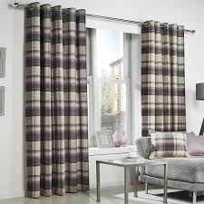 Dunelm Mill Nursery Curtains Living Room Gray Tartan Curtains Tartan Kitchen Curtains Dunelm