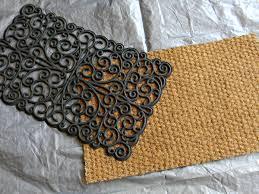 halloween doormat target u0026 fall door mats u0026 harvest the home