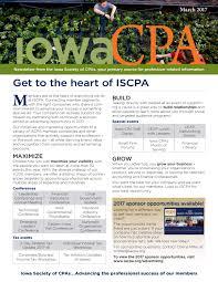 iowa cpa march 2017 by iowa society of cpas issuu