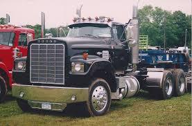 dodge semi trucks dodge big horn day cab looks like i it at macungie bu flickr
